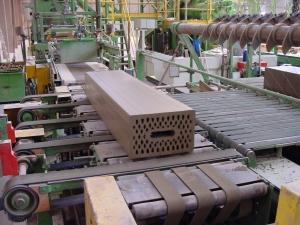 baksteen fabricage