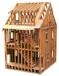 A Frame House Plans Free
