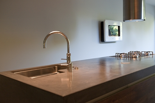 Keuken Behang Afwasbaar : doucheruimte in betonstuc ( de beton cir? winkel ):