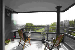 buitenruimte. Black Bedroom Furniture Sets. Home Design Ideas