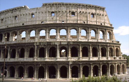 New romeinse bouwkunst @NA17