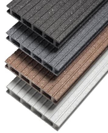 Composiet hout planken