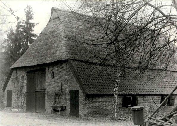 hallenhuis authentieke veluwse boerderij