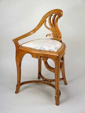 jugendstil voorbeelden art nouveau