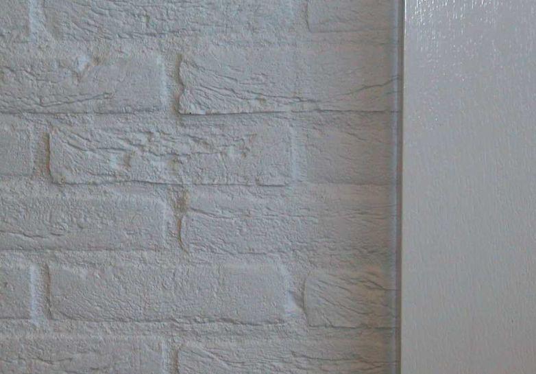 Stenen Muur Wit : Stenen muur wit verven u2013 artsmedia.info