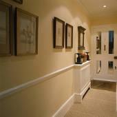 Lambriseringslijst for Decorating ideas for living room with dado rail