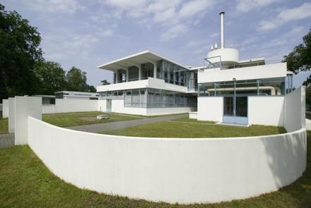 Nieuwe bouwen nieuwe zakelijkheid internationale stijl for Nieuwe woning bouwen