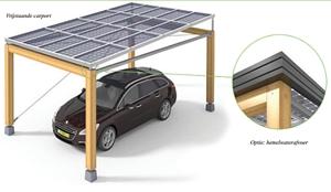 Carport panelen
