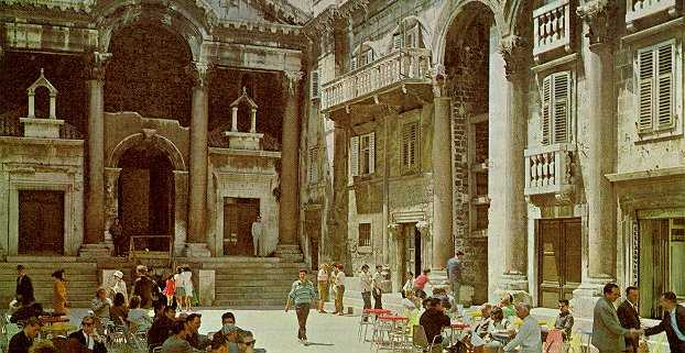 Genoeg romeinse bouwkunst &MA55