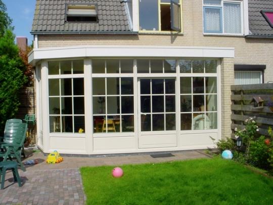 Aanbouw Keuken In Hout : van serre tot aanbouw, www.comatherm.nl