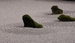 Zen Tuin Aanleggen : Stenentuin zentuin karesansui