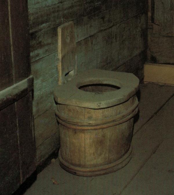 Voorkeur toilet, toiletpot, wc DX61