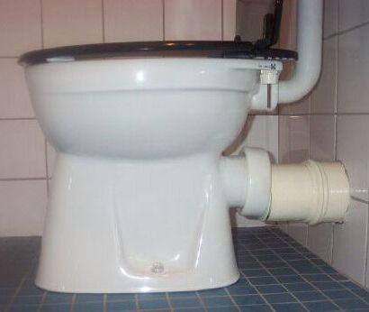 Staande Wc Pot Vastzetten.Toilet Toiletpot Wc