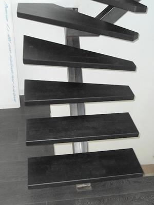 Trap voorbeelden for Trap buiten hout