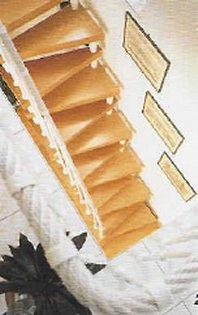 Trap voorbeelden for Steektrap hout