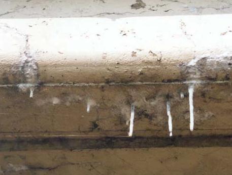 Droogtijd beton na lekkage