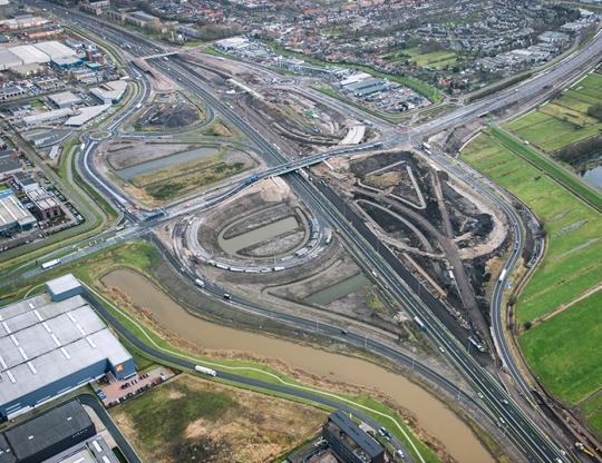 Doorrijhoogte viaducten nederland
