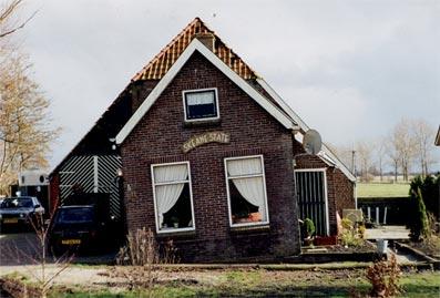 Zakking - De gevels van de huizen ...