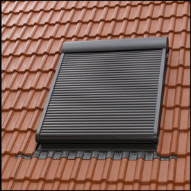 Velux dakraam zonwering – Reparación del techo de la casa